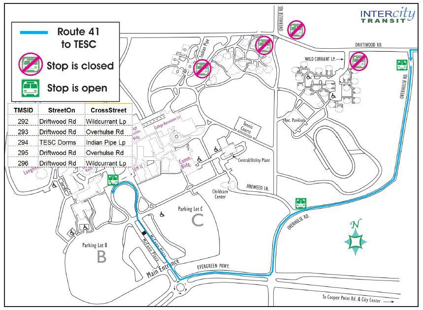Rider Alerts (all) | Intercity Transit