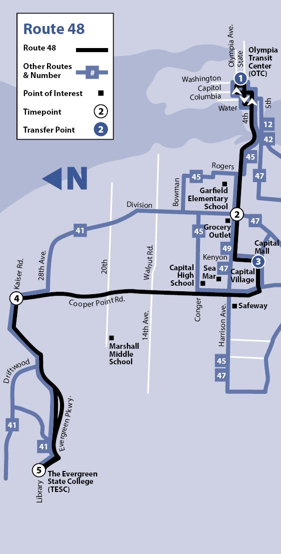 48 Intercity Transit