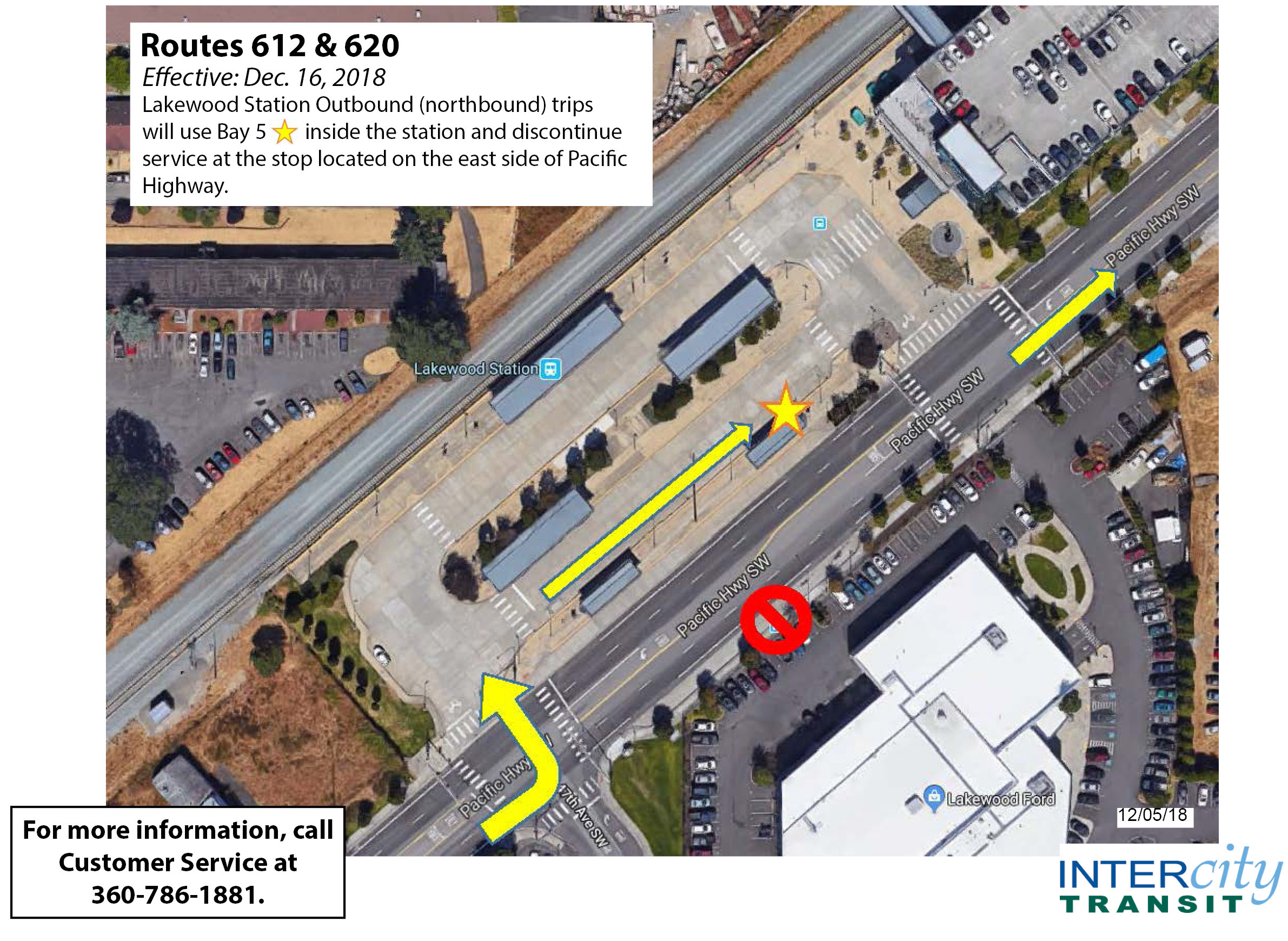 612 | intercity transit