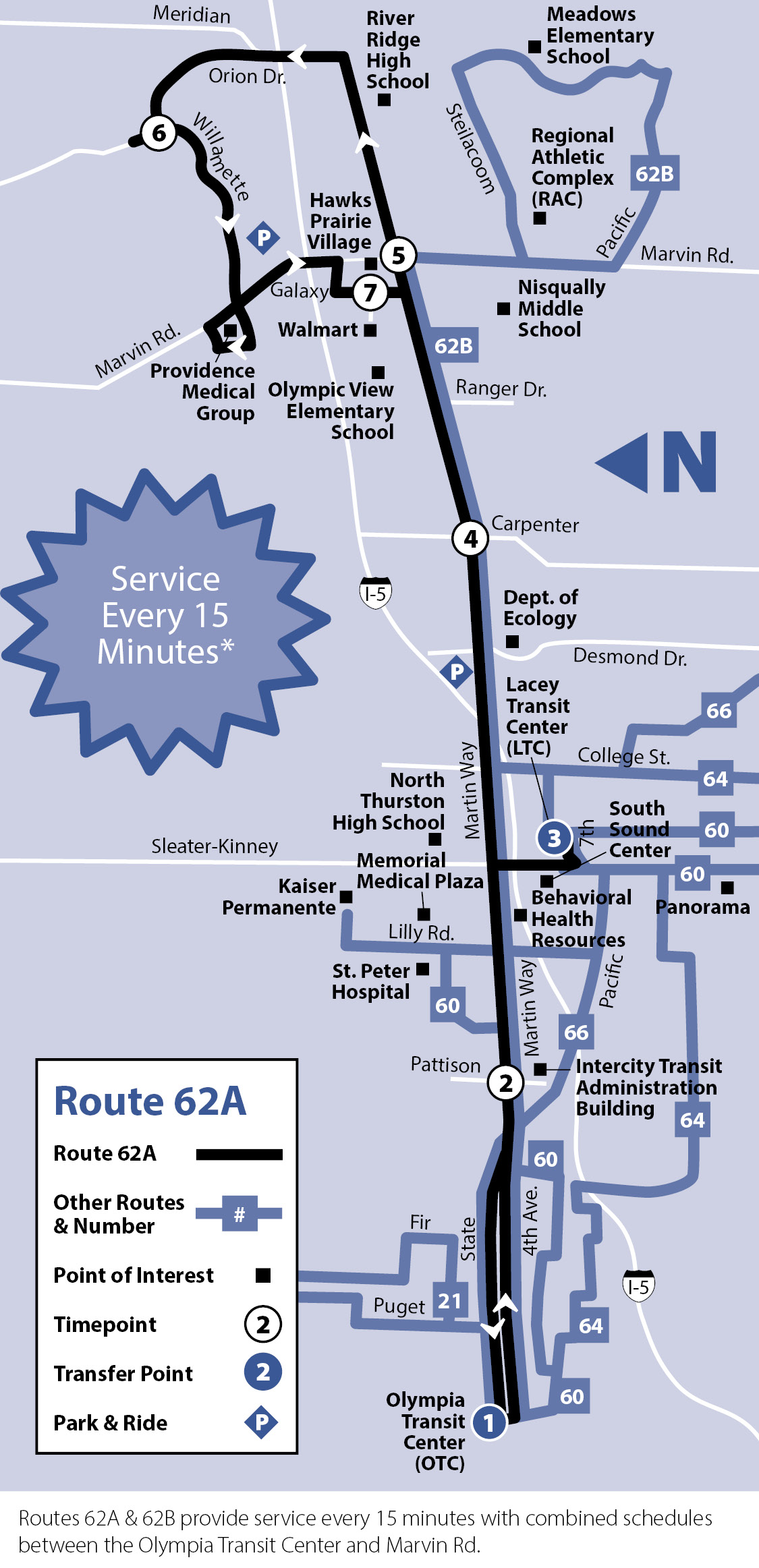 olympia bus schedule intercity transit center