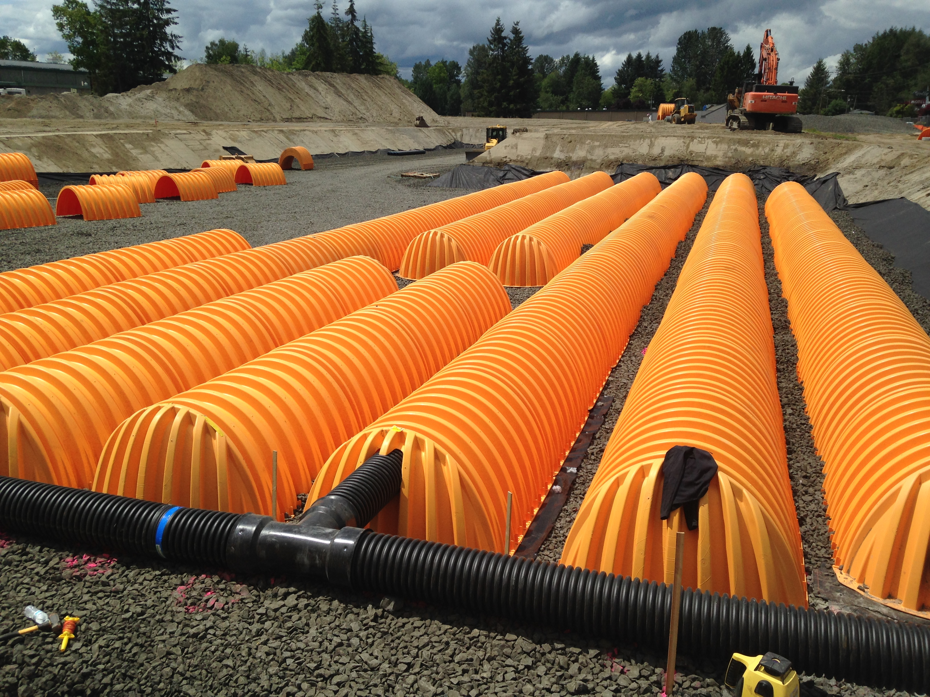 Stormwater Infiltration System