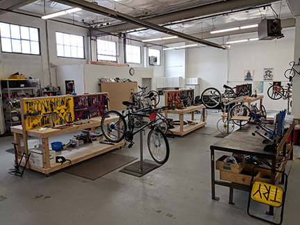 Walk N Roll Bike Shop