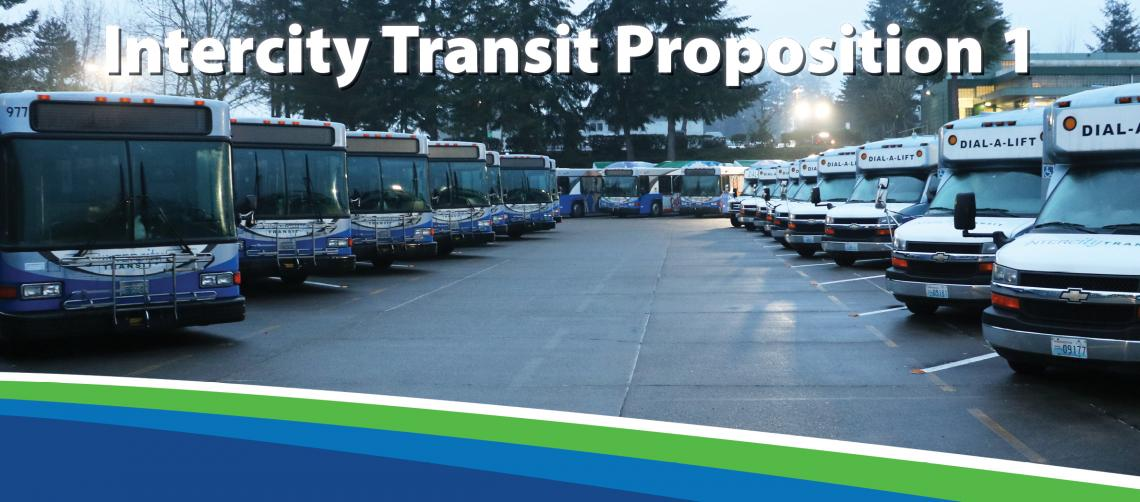 Intercity Transit Proposition 1